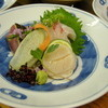 八千代 - 料理写真:旬魚お造り