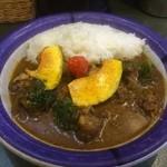25888497 - チキン野菜カリー(ルー大盛)