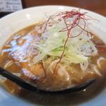 つけ麺屋ちっちょ - 特製ラーメン(煮干醤油・細麺)