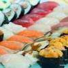 松ちゃん - 料理写真:寿司各種【2013年10月】