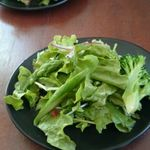 25889165 - Sランチのサラダ。