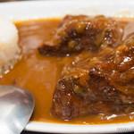 勘之丞 - 牛バラ肩肉の煮込みカレーソース【2013年10月】