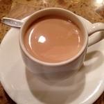 25889863 - ミルクコーヒー(350円)
