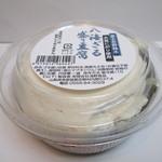 八海とうふ - 八海ざる盛り豆腐(小)¥300@'13.9.中旬