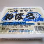 八海とうふ - おぼろとうふ¥150@'13.9.中旬