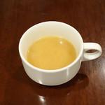 自然派カフェ 米野かりぃ堂 - スープ