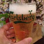 ヴィーノロマンティカ - ハッピーアワーのビール