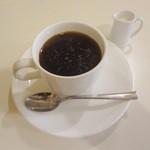 喫茶 プランタン - Aセットのコーヒー