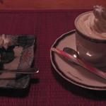 希林 - H26.4.4 ウインナーコーヒー(450円:スイーツ付)