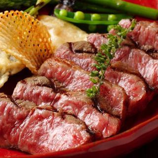 特選「名人和牛」サーロインステーキ