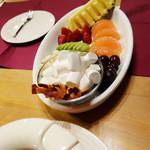 Kitchen cafe CRANBON - チョコレート・フォンデュ