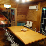 Kitchen cafe CRANBON - 2階