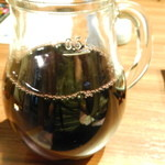 黒毛和牛焼肉 うしくろ - 赤ワイン デキャンタ