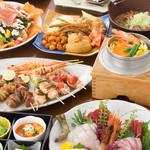 居酒屋天悟空 - 宴会料理 イメージ→コース料金で違います