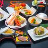和くうかん - 料理写真:祝会席10000