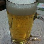 Gyouzanooushou - 生ビール