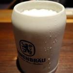 海鮮問屋 - レーベンブロイ大¥700!