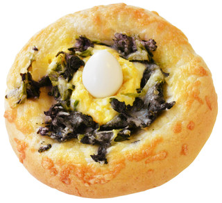 ベーグル&ベーグル - イースターの巣ごもり卵