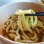 カレー屋麺八 - カレーうどんの麺(モチモチ讃岐うどん)★