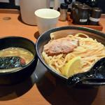 ラーメン炙り - 塩つけ麺+麺大盛り