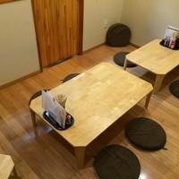 串焼き まさ - 居酒屋 座敷1