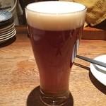 燻製と地ビール 和知 - KOEDO 雪月花  やっと飲めた〜ホッピーだけど,甘みあり,コクあり,コレはうま〜( ̄▽ ̄)  まさか,二日連続してここに来るとは…