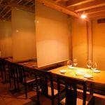 Pizza Bar Pecco - ☆テーブル席☆