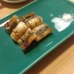 小川町 金寿司 - うなぎ白焼き