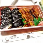 鮨六 - 料理写真:穴子と巻き