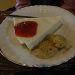 真壁ちなー - チーズケーキ