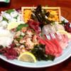Genzou - 料理写真:お刺身盛り合わせ