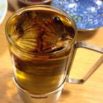 源蔵 - ひれ酒
