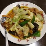 台湾料理 香味館 - 料理写真:回鍋肉