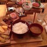 浪花ろばた 頂鯛 北新地店 - 頂鯛定食(1000円)限定10食