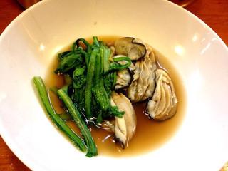 喜代 - 牡蠣