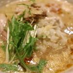 麺屋三郎 - 玉子とじ担々麺 850円