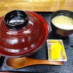 毛呂山食堂 - 料理写真: