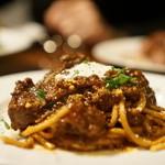 ビストロ カルネジーオ - ボロネーゼ 味が濃厚で美味い