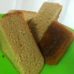 MANAI - 大人気 角食パン 半斤 400円
