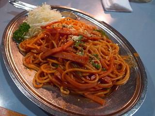 ジャパン - スパゲッティナポリタン