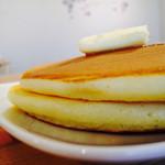 珈琲や - ホットケーキ