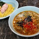 ラーメン屋 麺一 - 『からしつけ麺』870円。