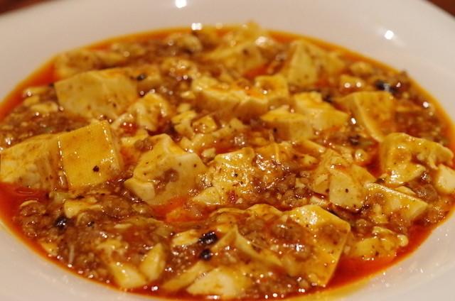 中国料理 仙ノ孫 - 麻婆豆腐