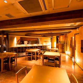 青山・表参道での貸切宴会,パーティーは当店にお任せください!