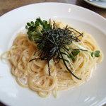 Bocca - ランチセットのたらこスパゲティ(S)