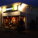 Bocca - 夜の様子