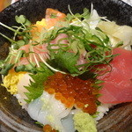 25930260 - 北海道海鮮丼