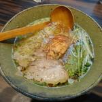 天雷軒 九段下 - 琥珀醤油拉麺
