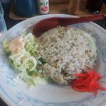 蘭蘭 - 炒飯セット(840円)の炒飯