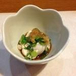 Shuntarou - 鯛 白子ポン酢